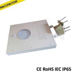 Solar panel led light all-in-one 6-10 hour sunlight 3-5 days working solar laminator machine