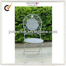 2014 vintage industrial metal folding chair