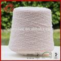 55% laine mercerisé, 23% cachemire,, 22% soie, laine fil à tricoter laine mercerisé fils charmant