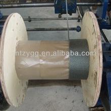 density of steel l galvanized 6x7,6x19,8mm diameter galvanized steel wire cable