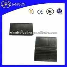 mens leather wallet gray color men travel wallet womens wallet organizer