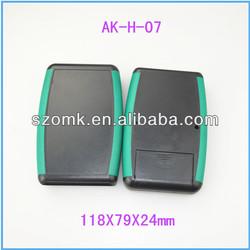 shenzhen custom electronic plastic electronic abs instrument case