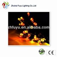 Led christmas fireworks light string