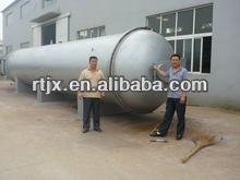 Environmental Protected Vulcanizing Boiler , Tyre Vulcanizing Machine ( CE / ISO / ASME )