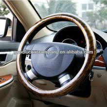 car accessories wooden steering wheel