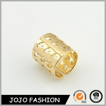 2014 wholesale fashion knuckle ring cuff gold ring