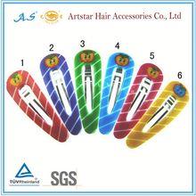 baby girls' beautiful hair clips 1021-352