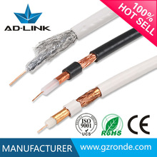 Hot Sell Competitive Price coaxial cable rg6 satellite tv cables