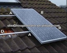 PV Solar roof mountings