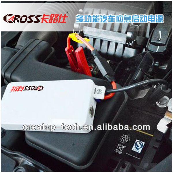 New Arrival!new Technology!12000mah 12V car multi-function mini Jump Starter