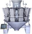 Multicabezal automática de alimentos a escala de pesaje de la máquina jy-10hdt