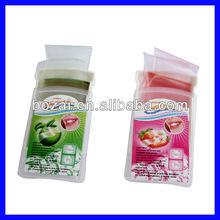 Laminate Mint Piece Candy Strips