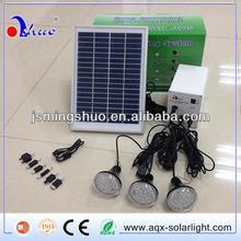 18V 5W portable solar charging kit