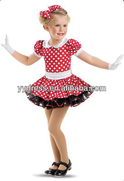Платье Танцевальный Костюм