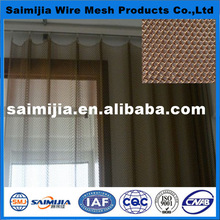 metal curtain,decorative wire mesh hot sales