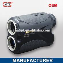 6*24 400m Laser Golf Rangefinder bag tag metal golf