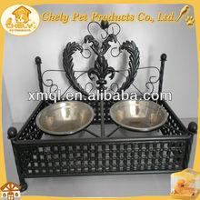 Wholesale Pet Bowl Stainless /Steel Dog Bowl Pet Feeder Pet Bowls & Feeders