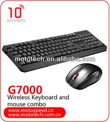 waterproof wireless keyboard mouse combos