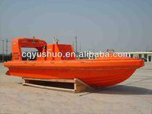 marine solas zugelassene frp schnelles rettungsboot