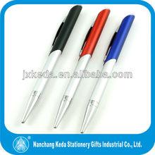 2014 new arrived Promotion aluminium template print pen