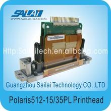 Hot sale!!!outdoor printer spectra polaris 512 15/35pl solvent printhead