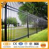low price high quality prefab iron fence panels