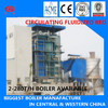 QXX 58MW 1.6MPa Circulating Fluidized Bed Combustion Hot Water Low Pressure Boiler