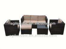 outdoor furniture rattan footstool