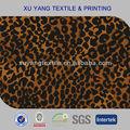 Animal print nueva telas de traje de baño, semi mate de poliamida elastán, tela transpirable rápido con función de secado