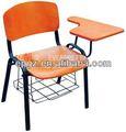 Estudiante de sillas, sillas de dibujar, la escritura sillas tableta