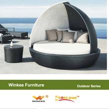 Modern rubber beach outdoor furniture swing seats