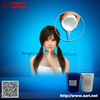 Medical grade silicone rubber for sex toy,sex doll,adult products manufacturer