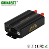 Real Time Tracking Quad Band gsm vehicle gps tracker for Car PST-VT103A