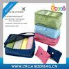 Encai Travel Folding Clothes Organiser Bag/ Portable Underwear Storage Pouch/Nylon Mesh Toiletry Bags In Bag(S)