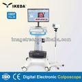 Colposcopio electrónico software/oftálmica de funcionamiento del microscopio