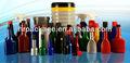 500g industria petrolifera contenitore di plastica pp