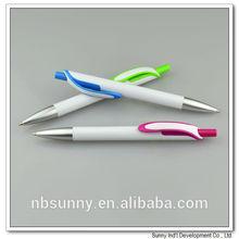 Ningbo new arrival plastic promotional ballpoint pen