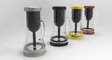 Vacuum Coffee maker,electric siphon coffee maker,tea maker with warm keeping