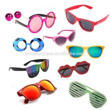 dancing party glasses,novelty party sunglasses,fancy plastic sunglasses