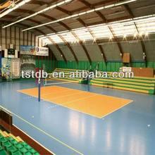 2014 HOT SELL Pvc Sports Volleyball Flooring CHEAP