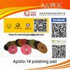 Apollo soft diamond resin wet & dry polishing pad