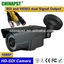 2.2M pixel Panasonic CMOS 1080P 2.8-12mm Lens Ir Distance 40m Full HD 1080p Action Camera PST-HD406VP CE Rohs FCC