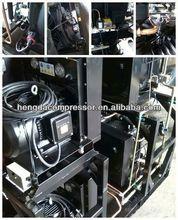 r12 and r134a Hengda compressor Hengda compressor 140CFM 580PSI 60HP 2014 CHINAPLAS