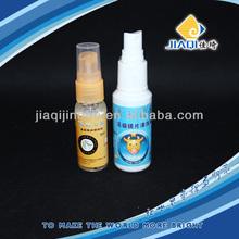 30ml glasses aluminum spray cleaner