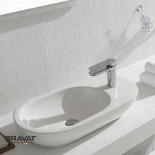 square wash basin for bathroom Energy saving Environmental