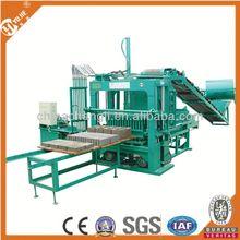 QT4-25/QT6-15/QT10-18 coal bricks making machine