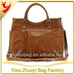 2014 Wholesale New Design Retro PU Leather Lady Hand Bag