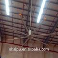4.8 m gran diámetro Industrial ventilador de techo