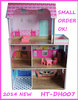 DIY lovely happy family series miniature fashion furniture wood kids house PROMOTION from alibaba