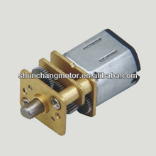 30rpm 40rpm mini DC Geared Motor 12V